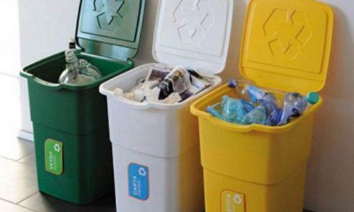 Sterilizzazione contenitori rifiuti